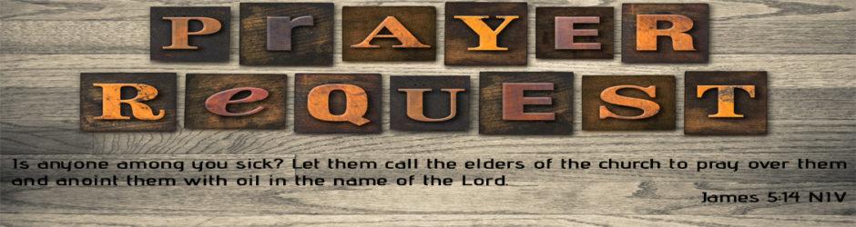 Prayer Request  World Of Pentecost